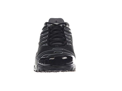 Nike Heren Air Max Plus Zwart / Legioen Groen / Donkergrijs / Wit Nylon Cross-trainers Schoenen 11,5 M Ons