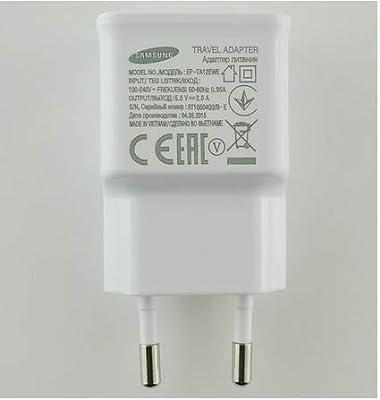 Cargador Original Samsung EP-TA12EWE para Galaxy S3, S4, S5 ...