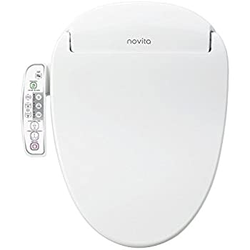 Kohler K 4737 0 C3 125 Elongated Warm Water Bidet Toilet
