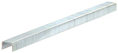 21GA 3/8'' Crown x 1/4'' Length Galv. 15,000-Pack BeA 71 Style Upholstery Staples by Prebena