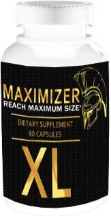 Maximizer XL- Reach Maximum Size- Male Enhancement Supplement-Increased Blood Flow,Stamina and Bedroom Satisfaction