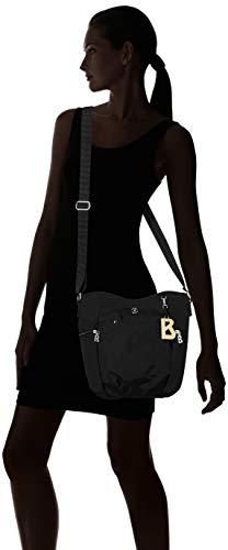 black schwarz Verbier Sacs Noir Lhz Portés Bogner Aria Épaule Shoulderbag pUznn4a