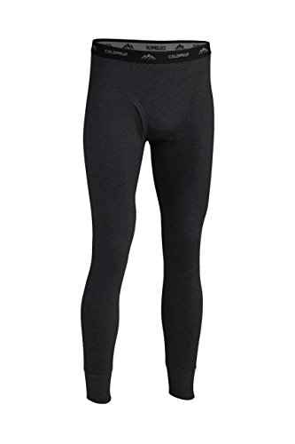 ColdPruf Men's Platinum Ii Performance, Black, Medium