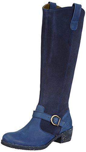 El Naturalista Nc52 Quera Donne Stivali Lungo Albero Blu (oceano)