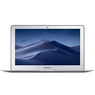 Apple MacBook Air MD223LL/A 11.6-Inch Laptop (1.7GHz Intel Core i5-3317U Dual-Core, 4GB RAM, 64GB SSD, Wi-Fi, Bluetooth 4.0) (Renewed)