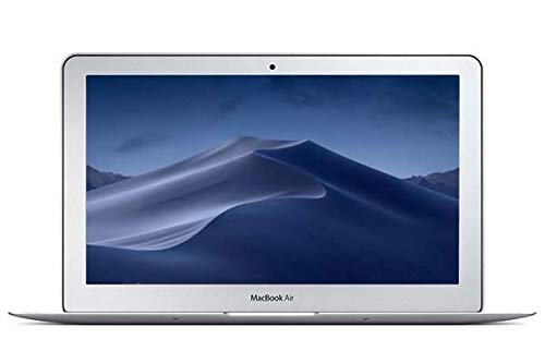 """Apple MacBook Air MJVM2LL/A 11.6-Inch laptop(1.6 GHz Intel i5, 128 GB SSD, Integrated Intel HD Graphics 6000, Mac OS X Yosemite (Renewed)"""