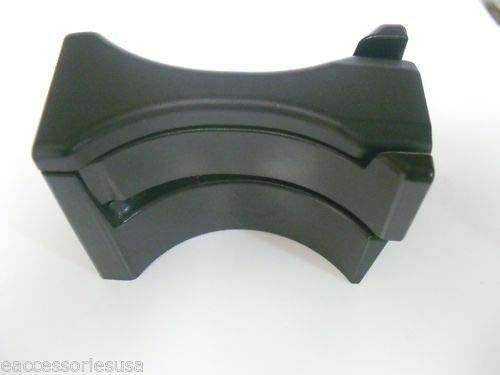 TrunkNets Inc Cup Holder insert for Second Row For Toyota Sequoia Fits 2008-2020