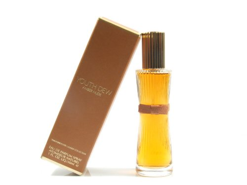 Youth Dew Amber Nude by Estee Lauder for Women - 2.5 oz EDP Spray Estee Lauder Youth Dew Edp Spray