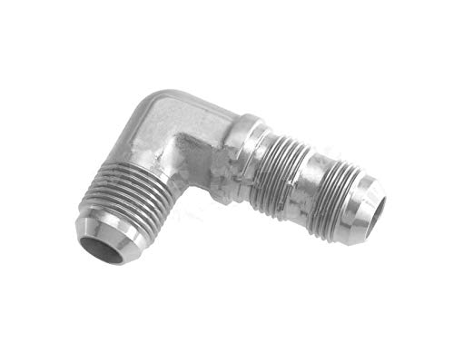Aeronautical Standard AN833-5J Stainless Steel 90 Elbow, Tube