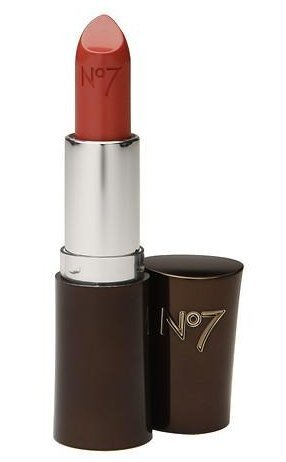Boots No7 Moisture Drench Lipstick ~ Ginger Rose 560