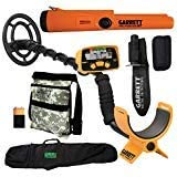 Garrett ACE 200 Metal Detector with Waterproof Coil ProPointer at and More