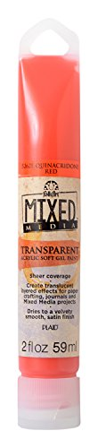 folkart-mixed-media-transparent-acrylic-soft-gel-paint-in-assorted-colors-2-ounce-5262e-red