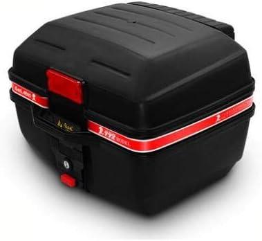 Motocicleta tailbox 992 Coche eléctrico del tronco medio universal ...