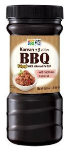 Chung Jung One Korean BBQ Bulgogi Sauce & Marinade for Beef 29.63 (Bulgogi Marinade)