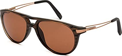 a67c589ed71a Serengeti Flex Udine Sunglasses, Polarized Drivers, Brown Frost Fade