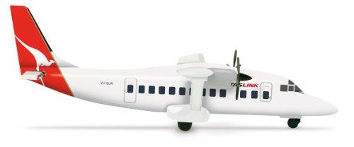 Daron Herpa Qantaslink SH360 Diecast Aircraft, 1:500 Scale
