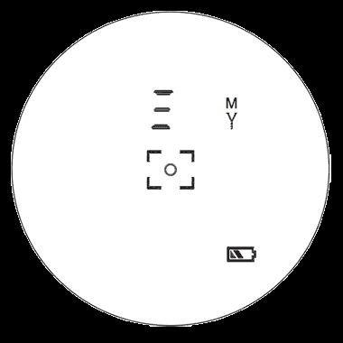 Review RX-650 Laser Rangefinder Matte