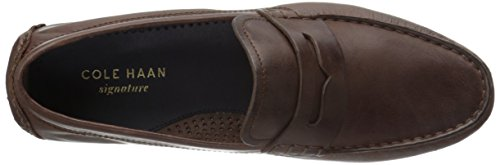 Cole Haan Men's Kelson Penny Loafer, British Tan, 10.5 M US