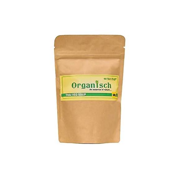 Organisch Thai Veg Ready to eat Soup (100 GMS)