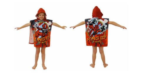 Power Ranger Jungle Fury Costume (Power Rangers Jungle Fury Poncho)