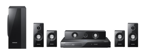 Samsung HT-C6600 Blu-Ray Home Theater System, Solid but needs a few extras