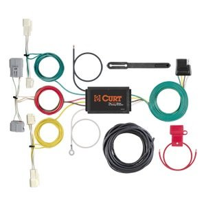 UPC 612314563173, Curt Manufacturing 56317 Wiring T-Connectors Powered Converter 3-Wire System 4 Way Flat Install Time 45 min. Wiring T-Connectors