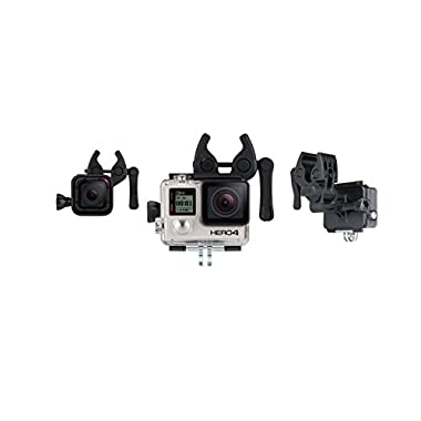 GoPro Camera Sportsman Mount (Black)