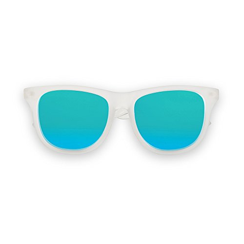 FCTRY Baby Opticals - Polarized Sunglasses w/ Strap - Kids/Girl/Boy (Frost)(Ages - Lenses In Replace Sunglasses