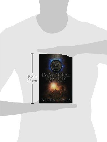 Immortal Destiny (The Judas Chronicles) (Volume 3)
