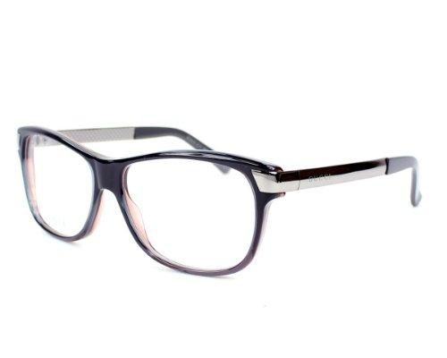 Gucci frame GG 3604 6CH Metal - Acetate Black - Silver