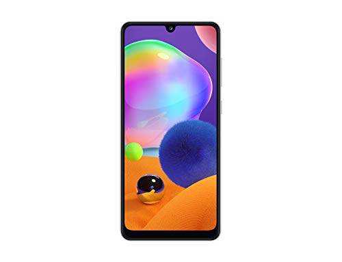Samsung Galaxy A31-128GB / 4GB – A315G/DSL Unlocked Dual Sim Phone w/Quad Camera 48MP+8MP+5MP+5MP GSM International…