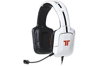 Tritton Pro+ True 5.1 Surround Binaural Diadema Blanco auricular con micrófono - Auriculares con micrófono (