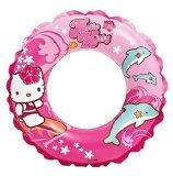 "Intex Hello Kitty Swim Ring, 20"" Diameter, for Ages 3-6"