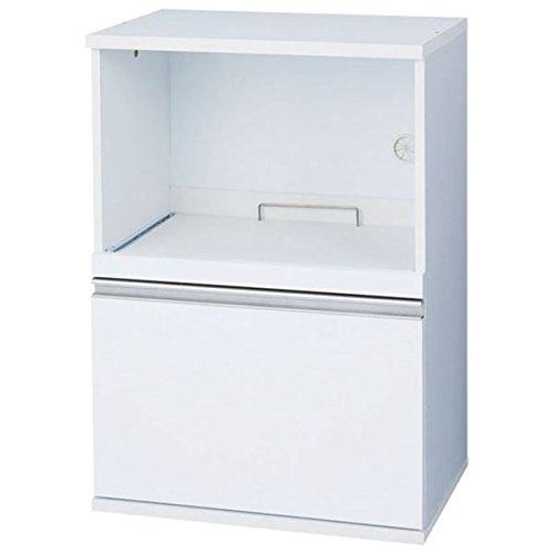 レンジボード上置き キッチン収納 【幅60cm】 B07CLNHB61 レンジボード上置き レンジボード上置き