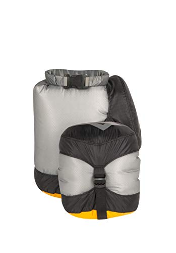 Sea to Summit Ultra-Sil Compression Dry Sacks, Grey, 3.3 Liter