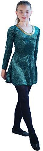 Irisches kleid grun