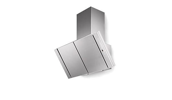FABER S.p.A. Discovery Act EG8 X A90 645 m³/h De pared Acero inoxidable - Campana (645 m³/h, Canalizado, 35 dB, 45 dB, 52 dB, 55 dB): Amazon.es: Hogar