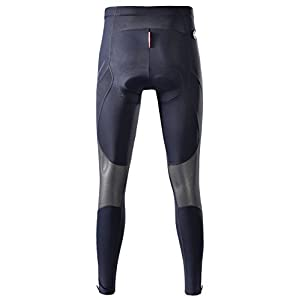 RION Pro Cycling Pants Women's Compression Padded Tights Steed-VA (XL)