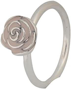 Pandora Ring Rose Garden, Pink Enamel 190905en40-54