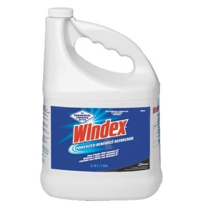 Johnson Diversey - Windex Glass Cleaners Windex 1 Gal Ready
