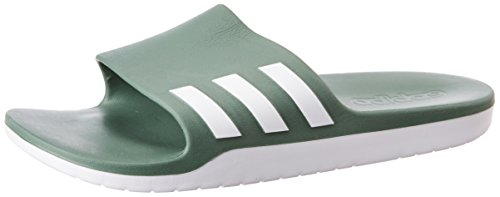 Unisex Footwear Adulto Mehrfarbig Green Green White Chanclas Adidas trace Trace CF Aqualette CtwxUn8qA