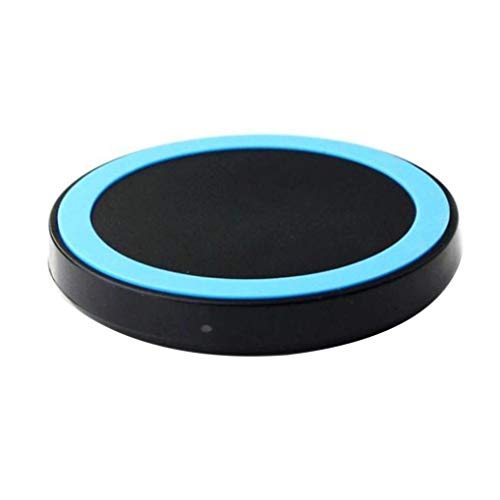 2018 New, 5V Exclusive Luxury Wireless Charging Pad Charger Base for Iphone XS/XS Max/XR]()