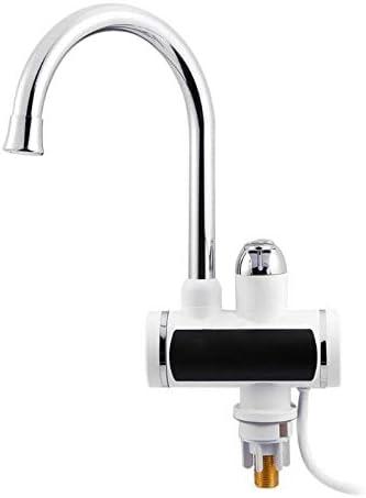 電気インスタント給湯水道瞬間給湯タンクレス水栓 (Color : 01)