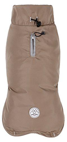 City Adventure Casual Oxford - Petmate Wouapy 90110 Basic Raincoat for Dogs, Khaki, XX-Small