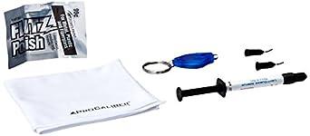 ProCaliber Products 10-11-711 Clear LCA Clear Granite/Marble/Quartz Chip Repair Kit, 1 mL, Syringe