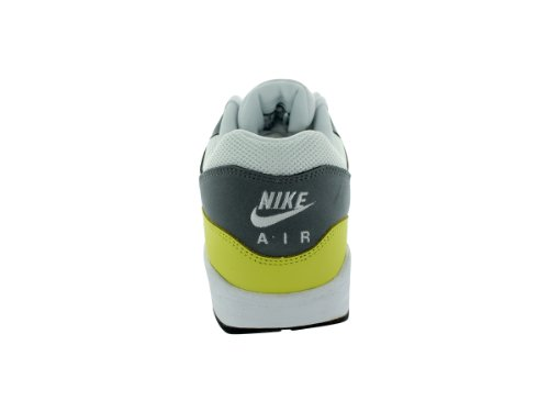 homme Nike 1 weiß Baskets Essential Neongelb mode dunkelgrau Air Max 1YwqT1r