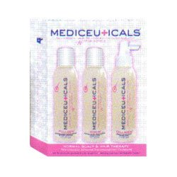 Therapro Mediceuticals Womens Hair Loss Kit (normal scalp & hair therapy) - Normal Scalp / 3-piece k by Therapro MEDIceuticals