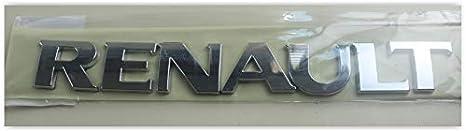 Rear Tailgate Renault Badge Monogram Emblem 8200522593 for Renault Kangoo