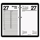AAGE21050 - At-a-Glance Large Desk Calendar Refill