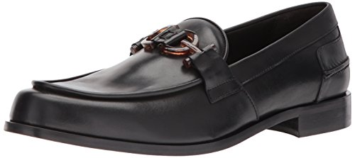 Donald J Pliner Men's Salvo Loafer Black Calf kfiQZH